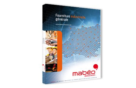 Catalogue produit papier Mabeo